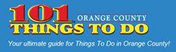 101 Things to Do Orange County logo
