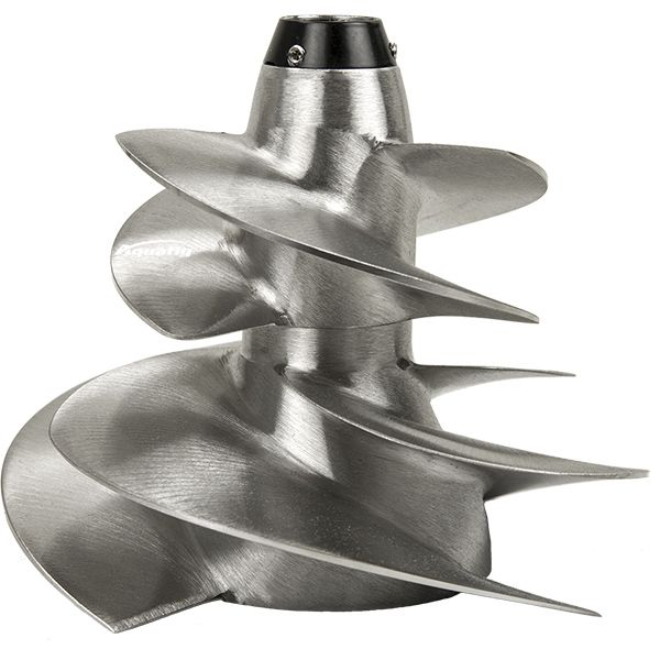 Dual Impeller for Flyboard Zapata