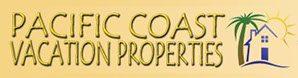 Pacific Coast Vacation Properties logo